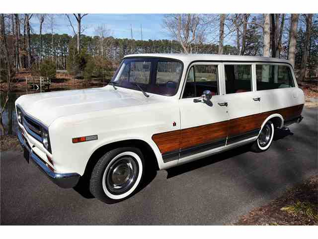 1969 International Travelall | 968450