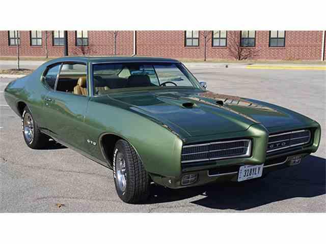 1969 Pontiac GTO | 968453