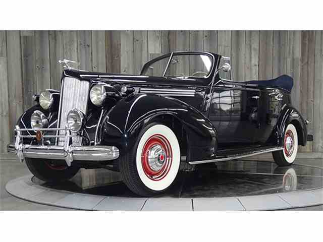 1939 Packard Super Eight Convertible Sedan | 968455
