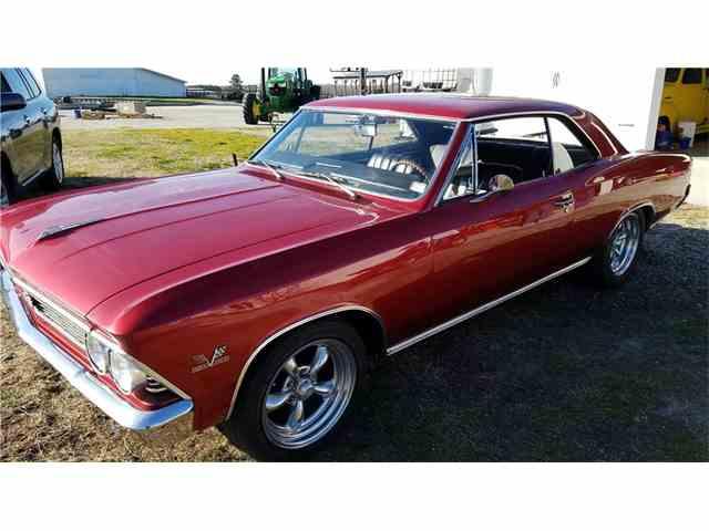 1966 Chevrolet Chevelle | 968456