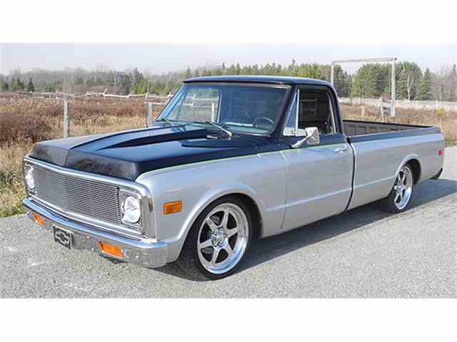 1972 Chevrolet C10 Pickup Custom Pickup | 968466
