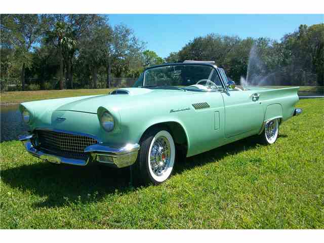1957 Ford Thunderbird | 968472