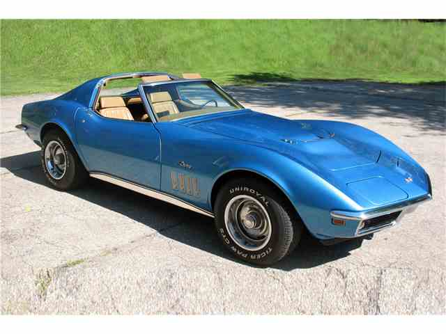 1969 Chevrolet Corvette   968473
