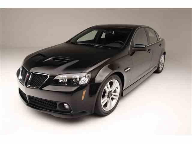2008 Pontiac G8 | 968474