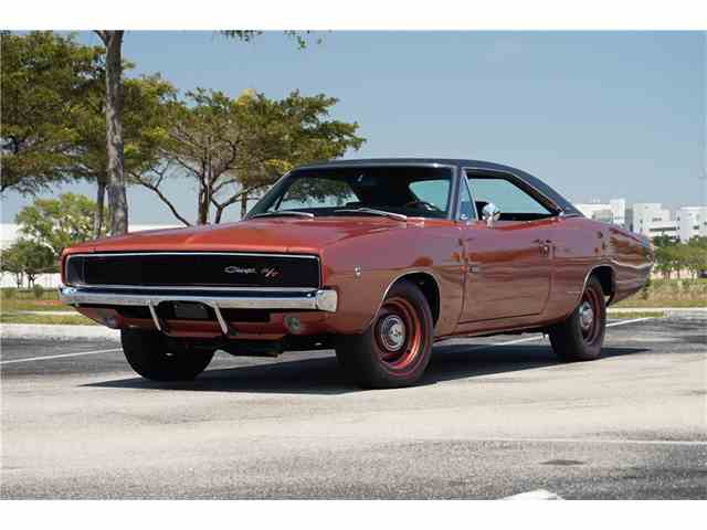 1968 Dodge Charger R/T | 968479