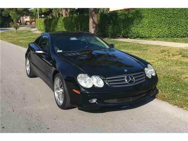 2004 Mercedes-Benz SL500 | 968482