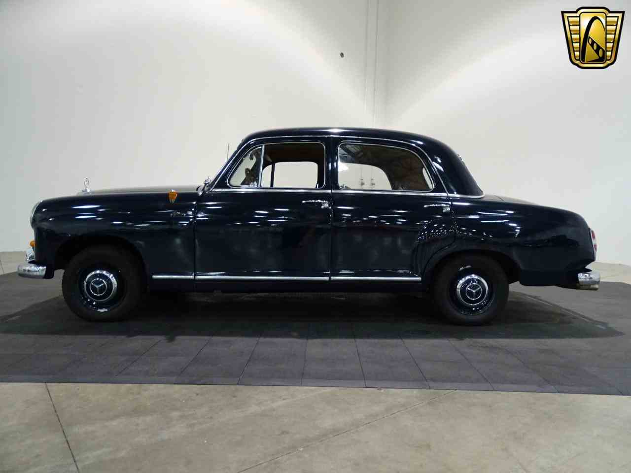 1959 mercedes benz 190 for sale cc 968488 for Mercedes benz for sale in texas