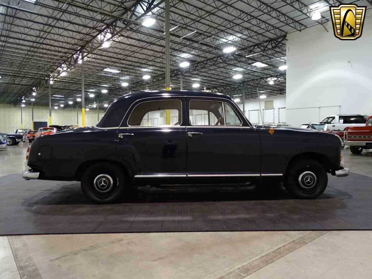 1959 mercedes benz 190 for sale cc 968488. Black Bedroom Furniture Sets. Home Design Ideas