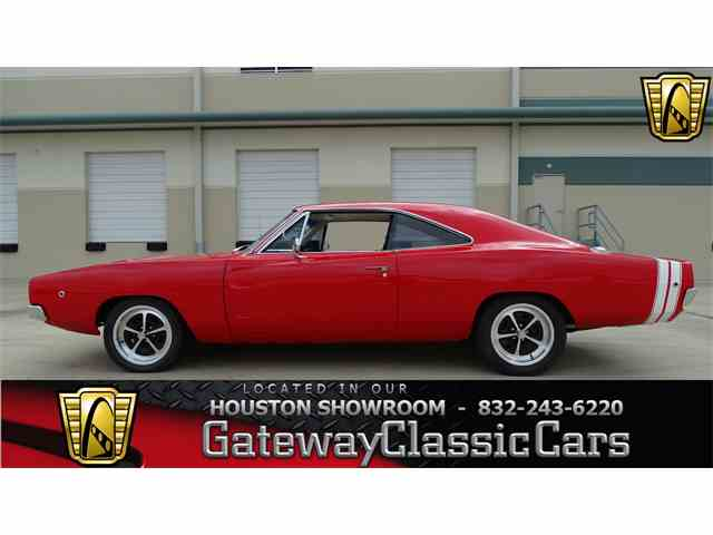 1968 Dodge Charger   968493