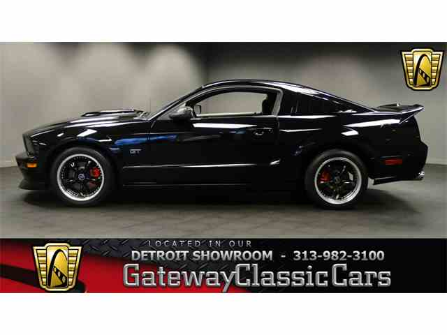 2007 Ford Mustang | 968494