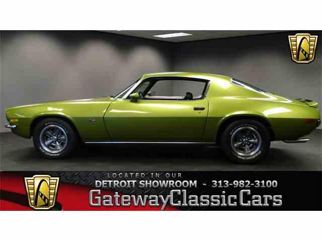 1970 Chevrolet Camaro Z28 | 968495