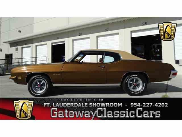 1971 Pontiac GTO | 968497