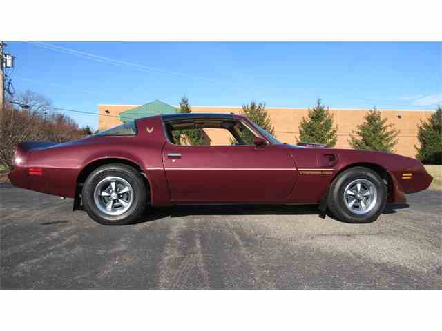 1981 Pontiac Firebird Trans Am | 960085