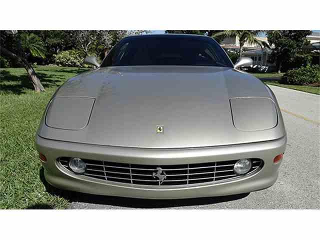 2004 Ferrari 360 Spider Convertible | 968501
