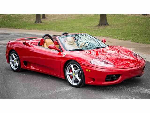 2004 Ferrari 360 | 968501