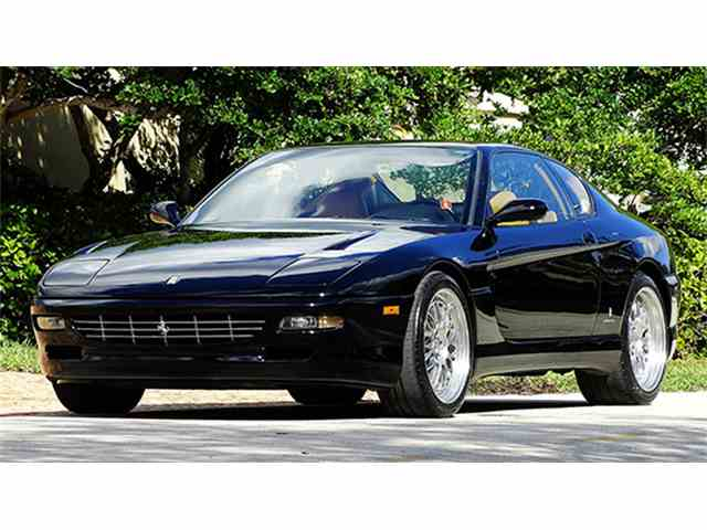 1997 Ferrari 456 GTA Coupe | 968505