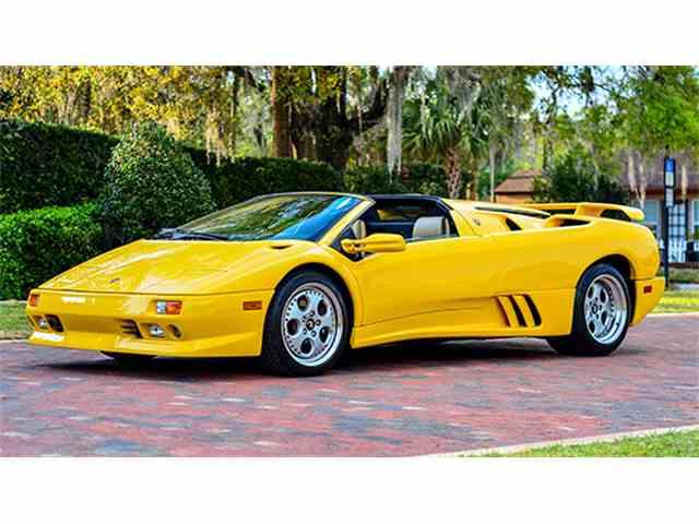 1997 Lamborghini VT Roadster | 968506