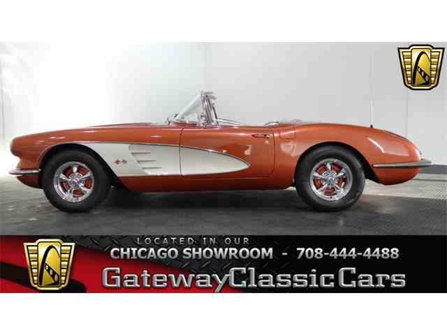 1960 Chevrolet Corvette | 968510