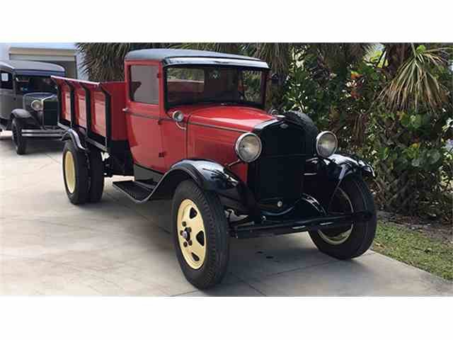 1931 Ford Model AA Ice Truck | 968512