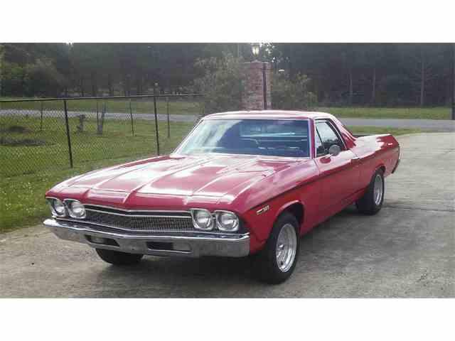 1969 Chevrolet El Camino | 968516