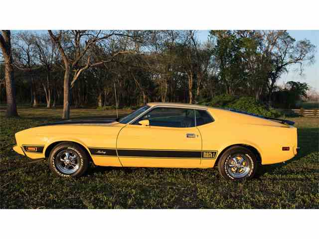 1973 Ford Mustang Mach 1 | 968517