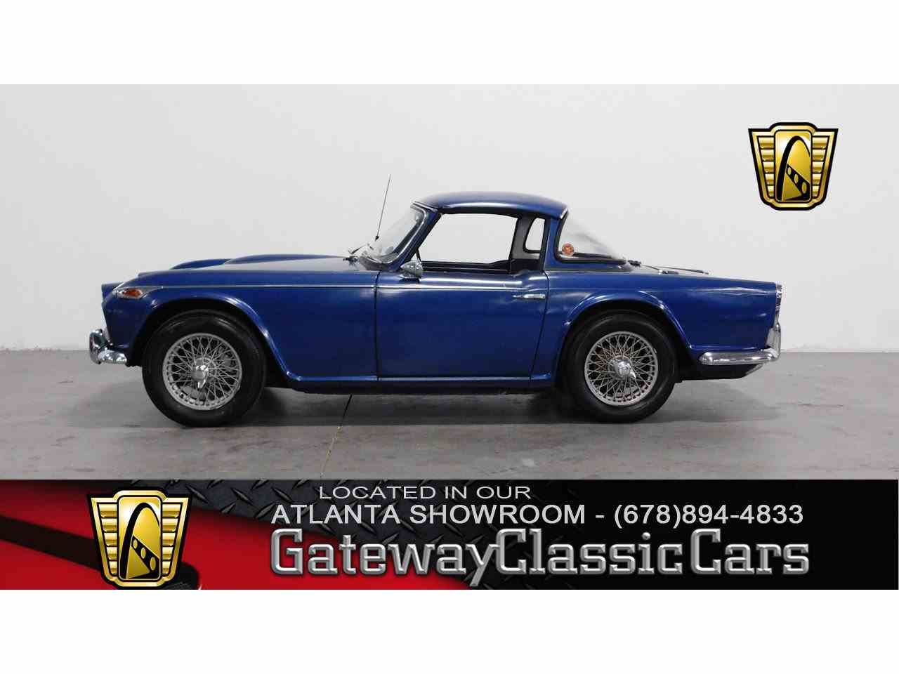 Cars For Sale Under 5000 By Owner >> 1966 Triumph TR4 for Sale | ClassicCars.com | CC-968518