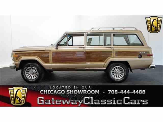 1990 Jeep Wagoneer | 968520