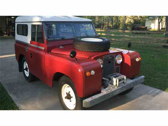 1959 Land Rover Series II | 968522