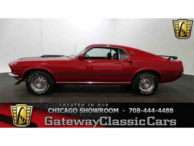 1969 Ford Mustang | 968526