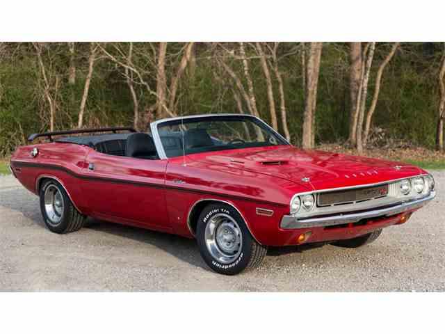 1970 Dodge Challenger | 968527