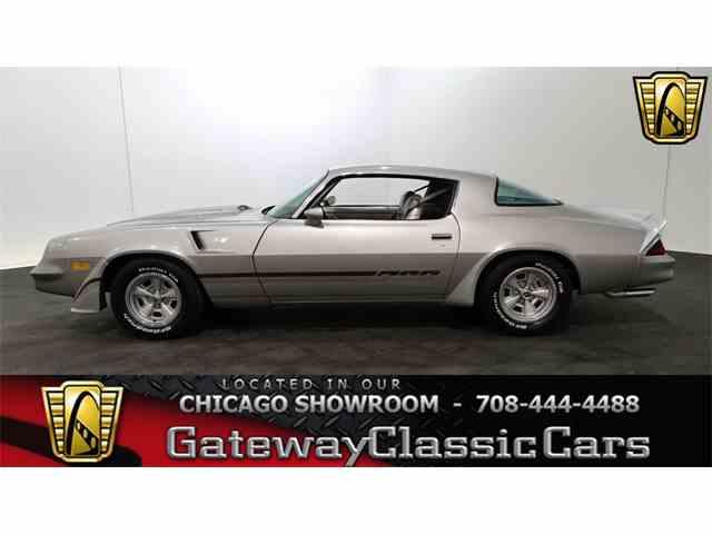 1981 Chevrolet Camaro | 968529