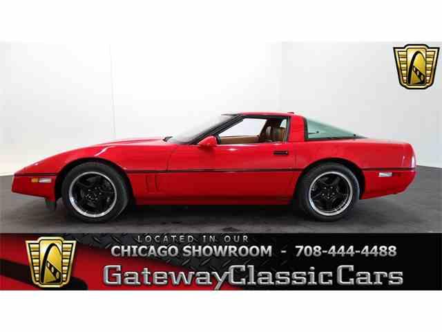 1990 Chevrolet Corvette | 968535