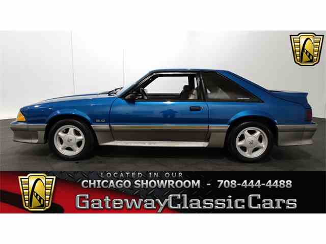 1991 Ford Mustang | 968538