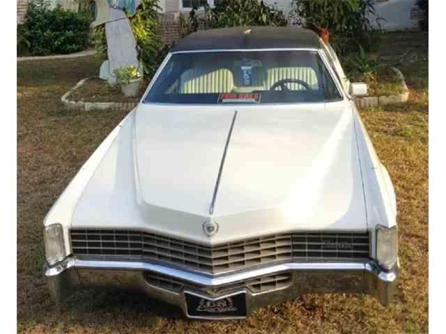 1968 Cadillac Eldorado | 968544