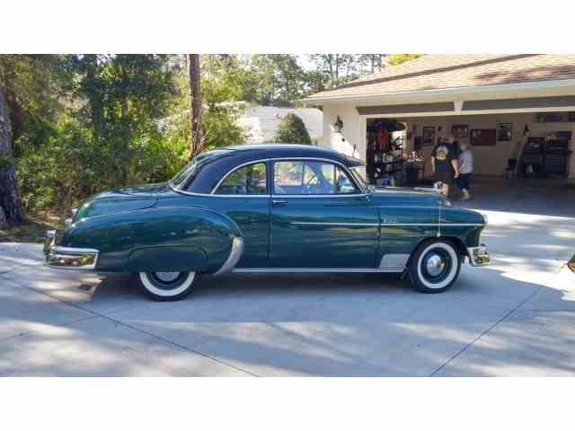 1950 CHEVROLET STYLINE DLX COUPE | 968546