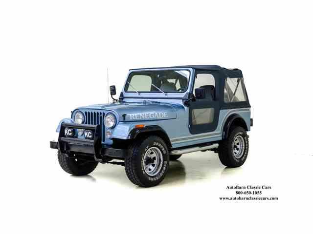 1984 Jeep CJ7 | 968550