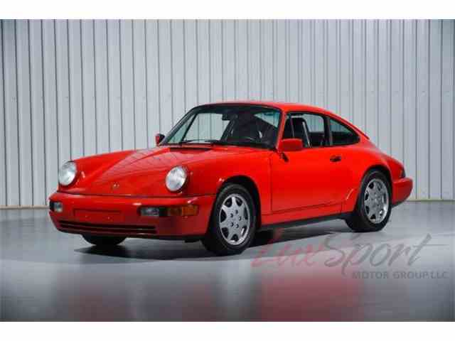1991 Porsche 964 Carrera 2 Coupe | 968552
