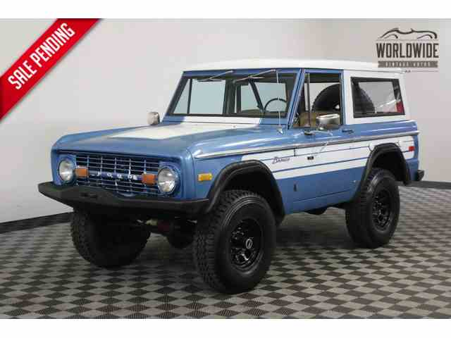 1976 Ford Bronco | 968557