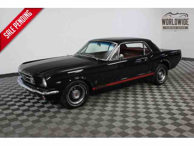 1966 Ford Mustang | 968558