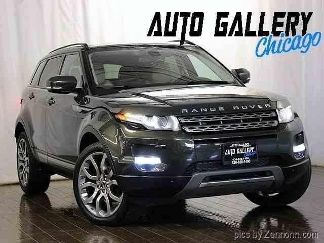 2012 Land Rover Range Rover Evoque | 968561