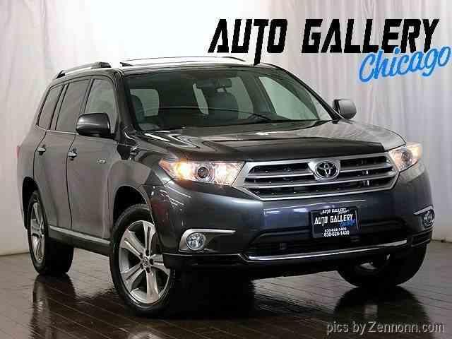 2012 Toyota Highlander | 968572