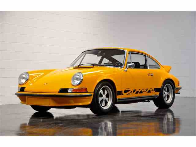 1973 Porsche 911 RS Sunroof Coupe | 968574