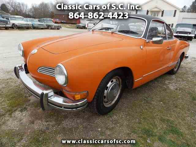 Picture of '72 Karmann Ghia - KRD0