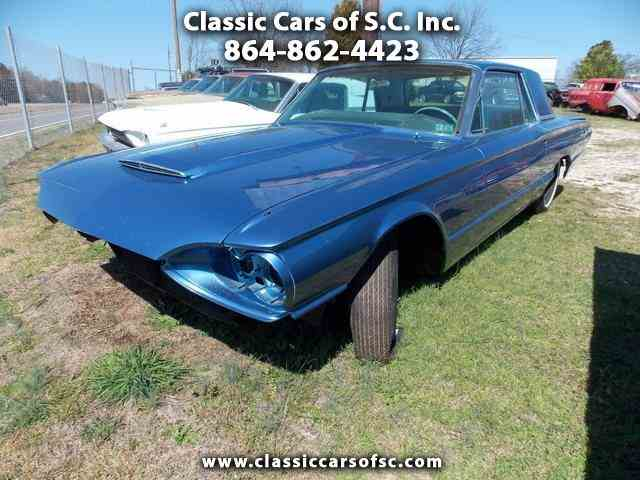 1964 Ford Thunderbird | 968582