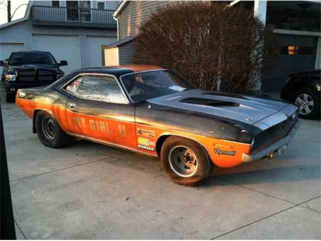 1970 Plymouth Barracuda | 968584