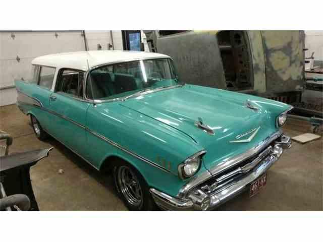 1957 Chevrolet Nomad | 968588