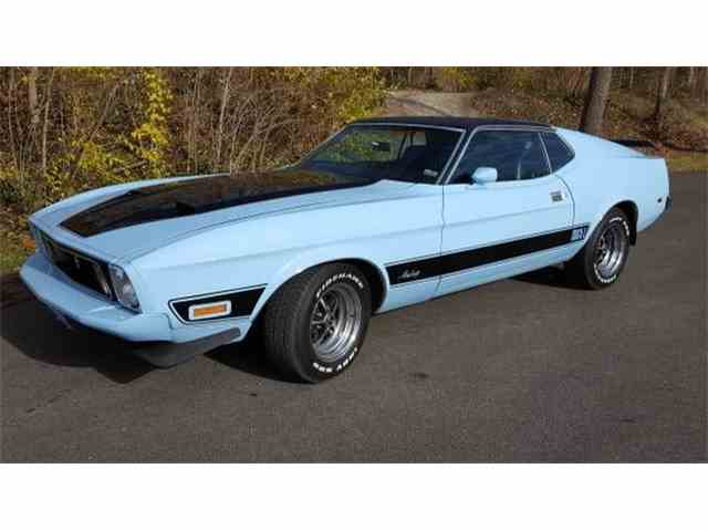 1971 Ford Mustang | 968589