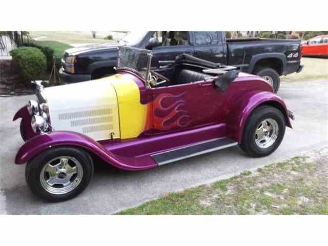 1929 Ford Model T   968590