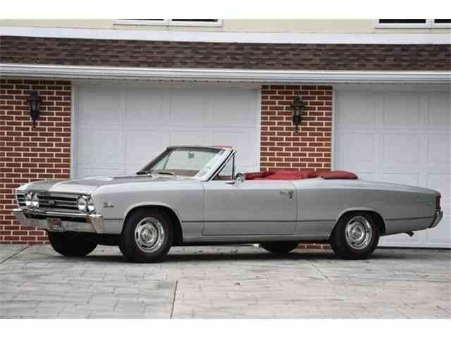 1967 Chevrolet Chevelle | 968591