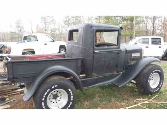 1931 Ford Model A | 968592